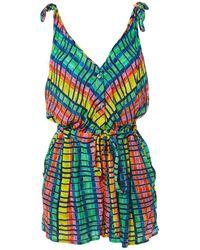 5926915742f2 Mara Hoffman - Multicolour Viscose Jumpsuits - Lyst