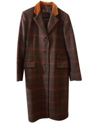 Loro Piana - Wool Coat - Lyst