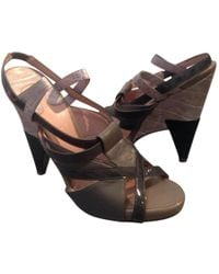 Chloé - Pre-owned Leather Pumps - Lyst