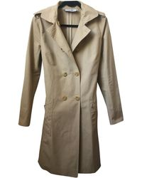 Dior - Pre-owned Trench Coat - Lyst