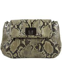 Tiffany & Co. - Beige Python Handbag - Lyst