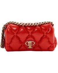 Emilio Pucci - Red Leather Clutch Bag - Lyst
