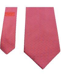 Lanvin - Silk Tie - Lyst