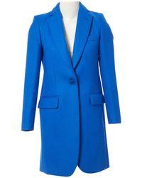 Stella McCartney - Wool Coat - Lyst