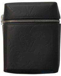 Louis Vuitton - Leather Vanity Case - Lyst