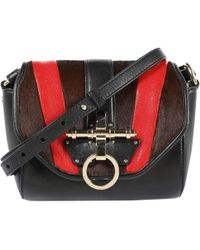 Givenchy - Pre-owned Obsedia Multicolour Pony-style Calfskin Clutch Bags - Lyst