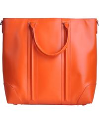 Givenchy - Pre-owned Lucrezia Leather Tote - Lyst