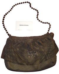 Sonia Rykiel - Khaki Clutch Bag - Lyst