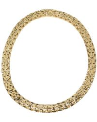 Cartier - Maillon Panthère Yellow Gold Necklace - Lyst