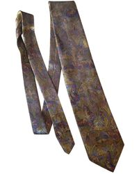 Moschino - Pre-owned Vintage Multicolour Silk Ties - Lyst