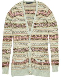 Polo Ralph Lauren - Green Silk Knitwear - Lyst