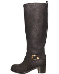 Louis Vuitton - Leather Boots - Lyst