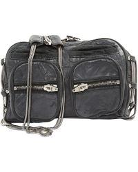 Alexander Wang - Brenda Leather Crossbody Bag - Lyst