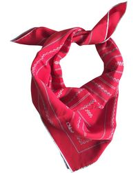 Chloé - Silk Handkerchief - Lyst