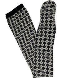 Chanel - Wool Lingerie - Lyst