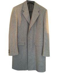 Jil Sander - Pre-owned Cashmere Coat - Lyst