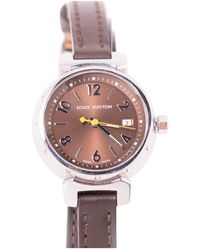 Louis Vuitton - Tambour Watch - Lyst