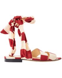 077c2fc97e91d Lyst - Women s Bionda Castana Flat sandals On Sale