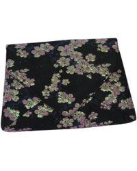 Dries Van Noten - Cloth Clutch Bag - Lyst