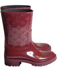 Louis Vuitton Drops Regenstiefel