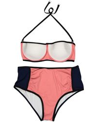 Chloé - Pre-owned Two-piece Swimsuit - Lyst