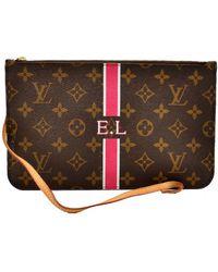 Louis Vuitton - Neverfull Cloth Mini Bag - Lyst