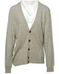 Marc Jacobs - Grey Wool Knitwear & Sweatshirts - Lyst