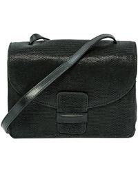 Dries Van Noten - Black Leather - Lyst