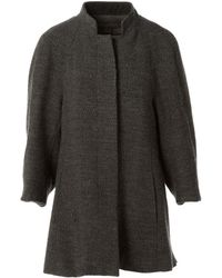 Louis Vuitton - Wool Coat - Lyst