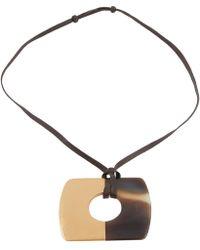 Hermès - Necklace - Lyst