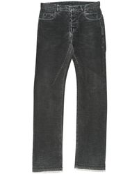 Rick Owens - Straight Jeans - Lyst