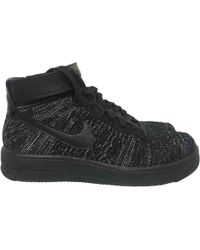 Nike - Air Force 1 Cloth Trainers - Lyst