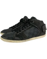 8940ee164b39 Lyst - Louis Vuitton Archlight Cloth Trainers in White for Men