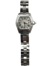 Cartier - Pre-owned Roadster Watch - Lyst
