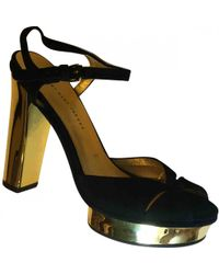 6e8f2f8d6a8 Lyst - Marc By Marc Jacobs  ninja Strass  Wave Sandals in Black