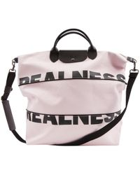 Longchamp - Pliage Cloth Bag - Lyst