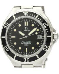 Omega - Seamaster Watch - Lyst