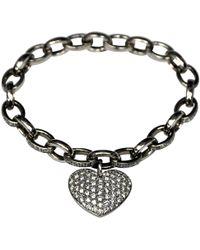 Tiffany & Co. - Pre-owned Platinum Bracelet - Lyst