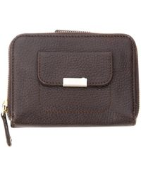 Tod's - Leather Wallet - Lyst