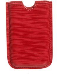 Louis Vuitton - Leather Purse - Lyst