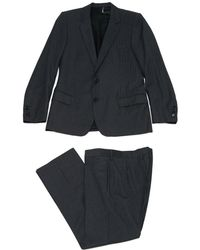 Dior Anthracite Wool