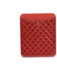 704b26a7e2ad Lyst - Chanel 2012 Quilted Patent Leather