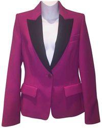 Emilio Pucci - Pre-owned Wool Blazer - Lyst