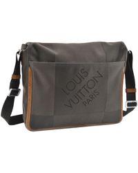 Louis Vuitton Sac en Toile Kaki - Multicolore