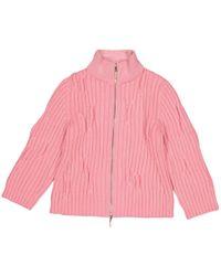 Chanel - Cashmere Cardi Coat - Lyst