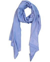 Ralph Lauren Collection - Blue Silk Scarves - Lyst