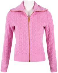 Ralph Lauren Collection - Cashmere Sweatshirt - Lyst
