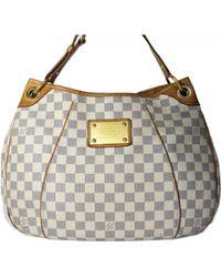 Louis Vuitton - Galliera Leather Handbag - Lyst