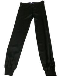 Ralph Lauren Collection - Silk Trousers - Lyst