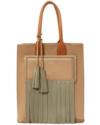 Acne Studios - Leather Tote - Lyst